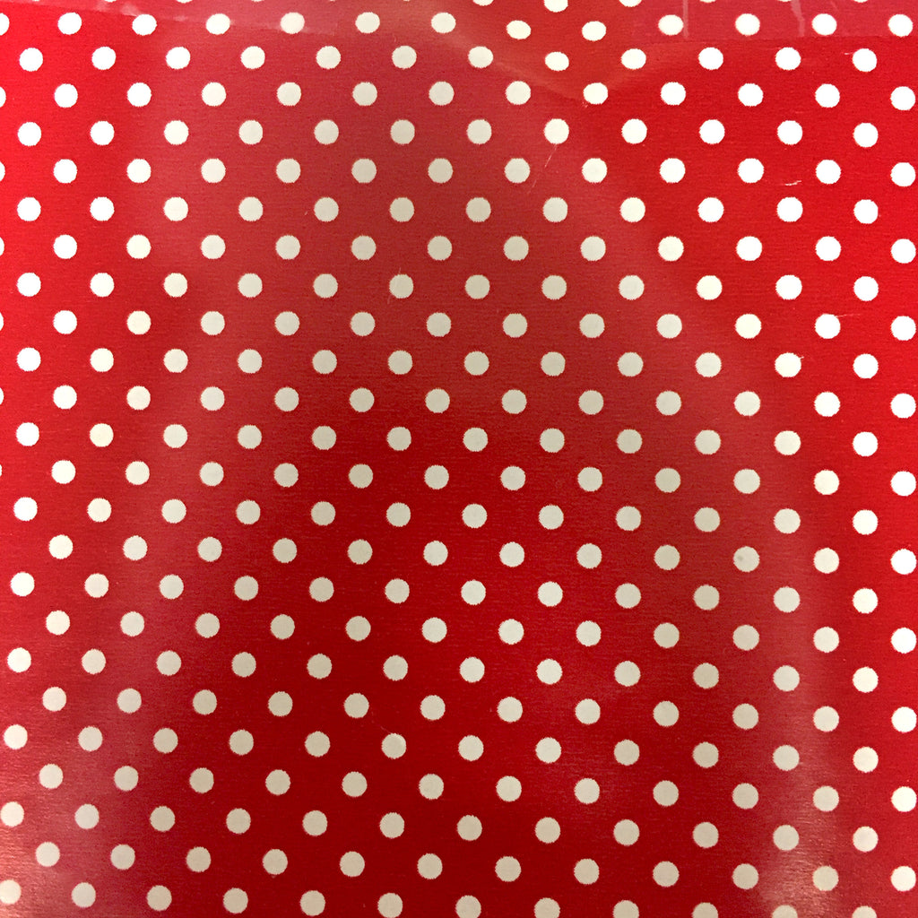 Gift Wrapping - Polka Dots