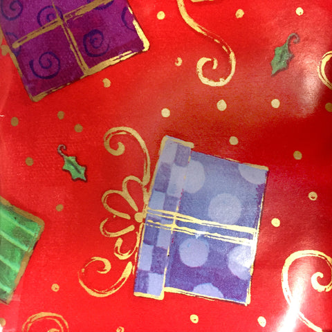 Gift Wrapping - Xmas Presents