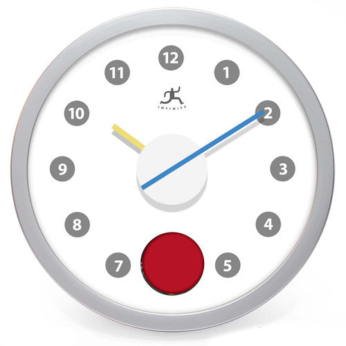 Red Eye Wall Clock