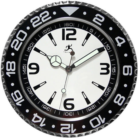 Bazel Wall Clock