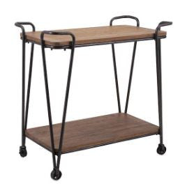 Austin Wood & Iron Table