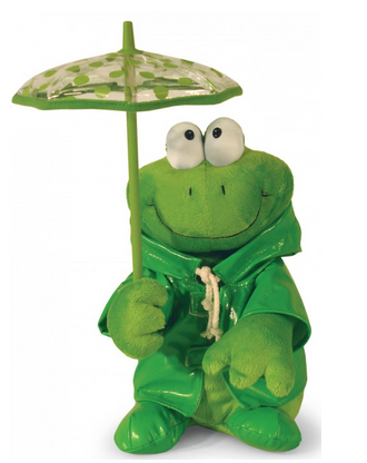 Paddy The Singing Animated Frog