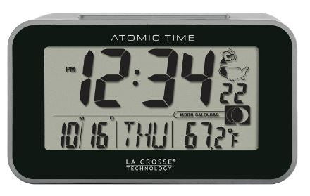 Contemporary Atomic  Alarm Clock