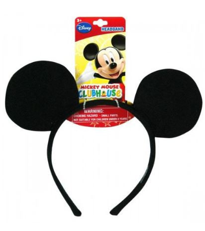 Mickey Ear Shaped Headband