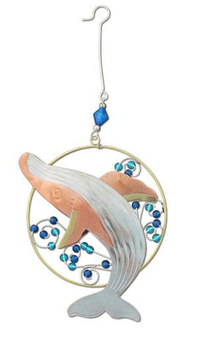 Happy Humpback Hanging Decoration