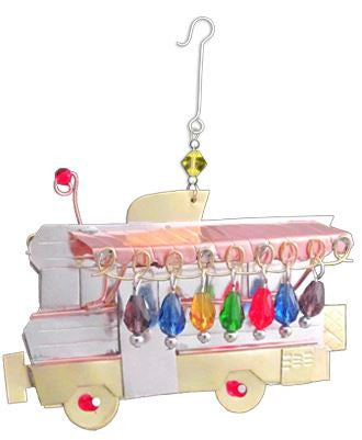 Christmas Winnebago Hanging Decoration