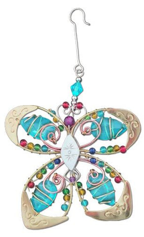Gemma Butterfly Hanging Decoration