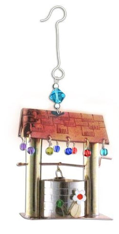 Wishing Well Hanging Decoration