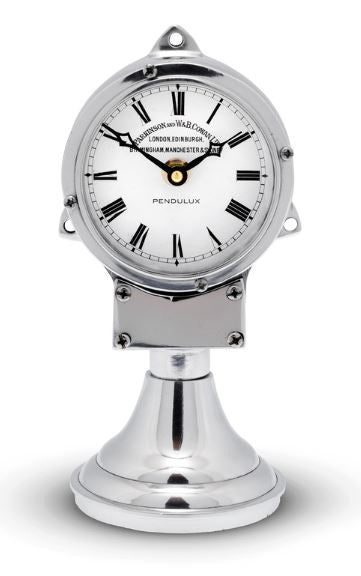 Telegraph Table Clock