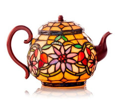 Teapot Accent Table Lamp