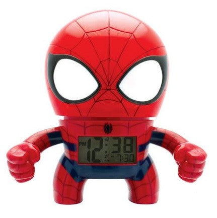 "7.5"" Spider-man Alarm Clock"