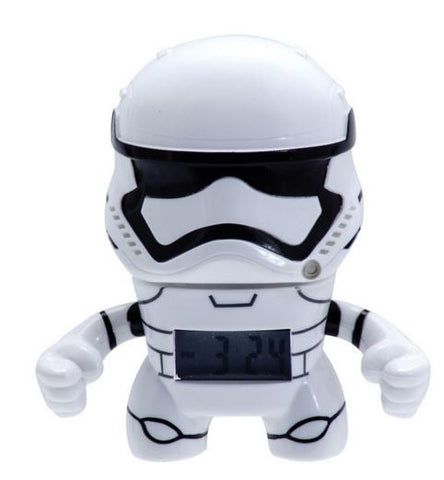 "Star Wars™ 3.5"" Stormtrooper Alarm Clock"