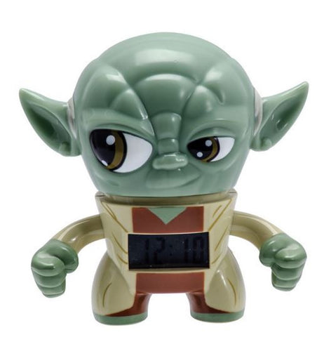 "Star Wars™ 3.5"" Yoda Alarm Clock"