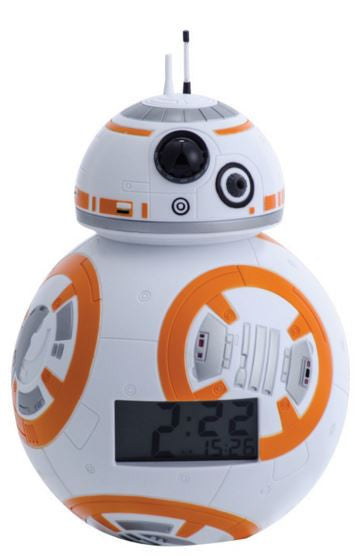 "Star Wars™ 7.5"" BB8 Alarm Clock"