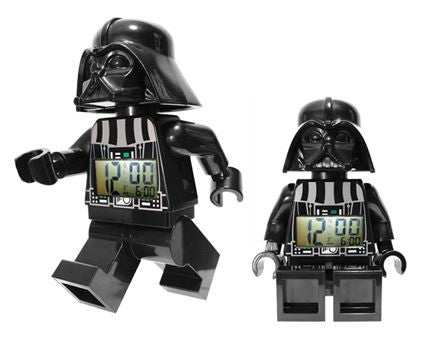 Star Wars™ Lego® Darth Vader Alarm Clock