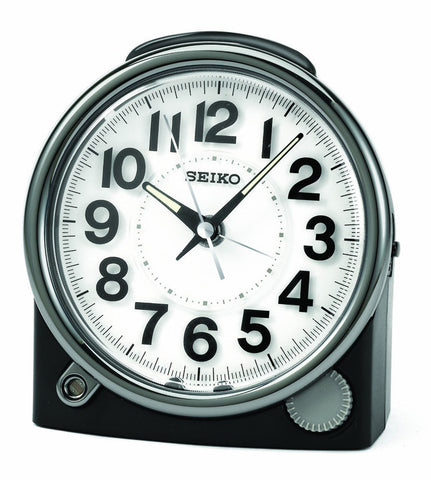 Black Ultimate Alarm Clock