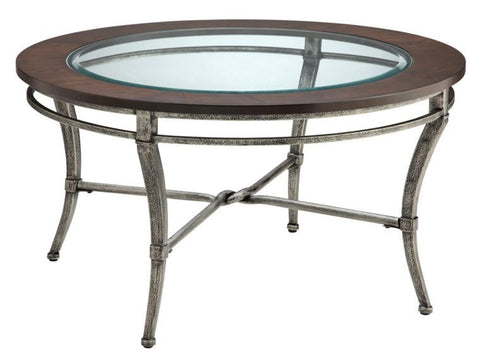 Verona Round Cocktail Table