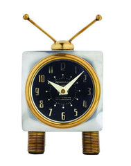 TeeVee Table Clock