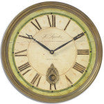 B. Rossiter Regency Wall Clock