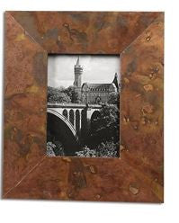 Ambrosia Copper Medium Photo Frame