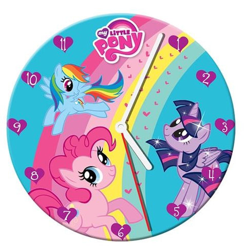 My Little Pony™ Wood Wall Clock
