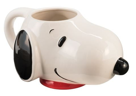 Peanuts® Snoopy Sculpted Ceramic Mug