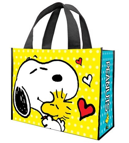 Peanuts® Snoopy Large Recycled Shopper Tote