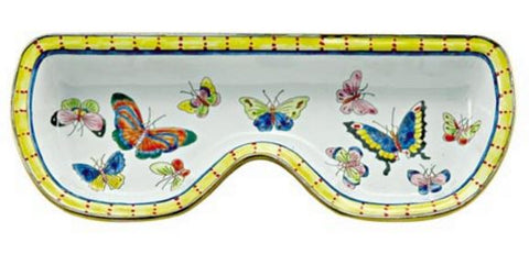 Small Butterflies Eyeglass Holder