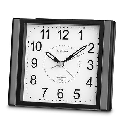 Moonbeam Lighted Alarm Clock