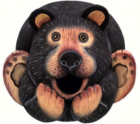 Black Bear Gord-O Birdhouse