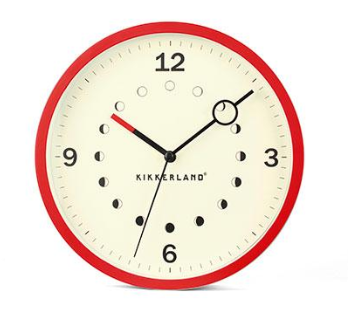 Lunaris Wall Clock
