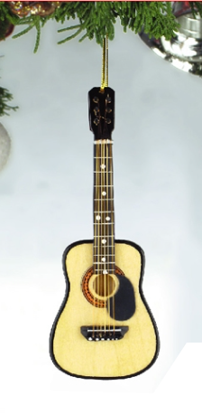 Acoustic Guitar Hanging Decoration