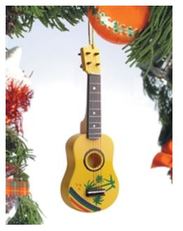Ukulele Hanging Decoration