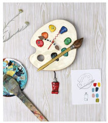 Art Time Pendulum Wall Clock