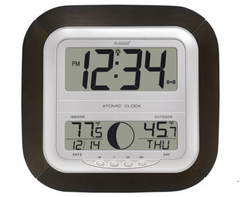 Atomic Digital Wall Clock