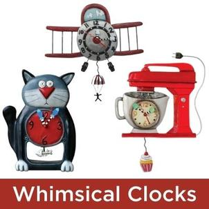 Buy Whimsical Clocks