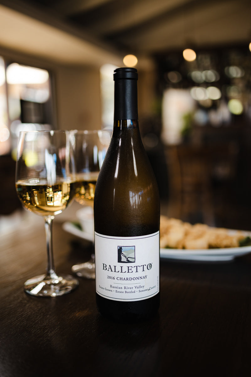 Balletto Vineyards Chardonnay, Russian River Valley