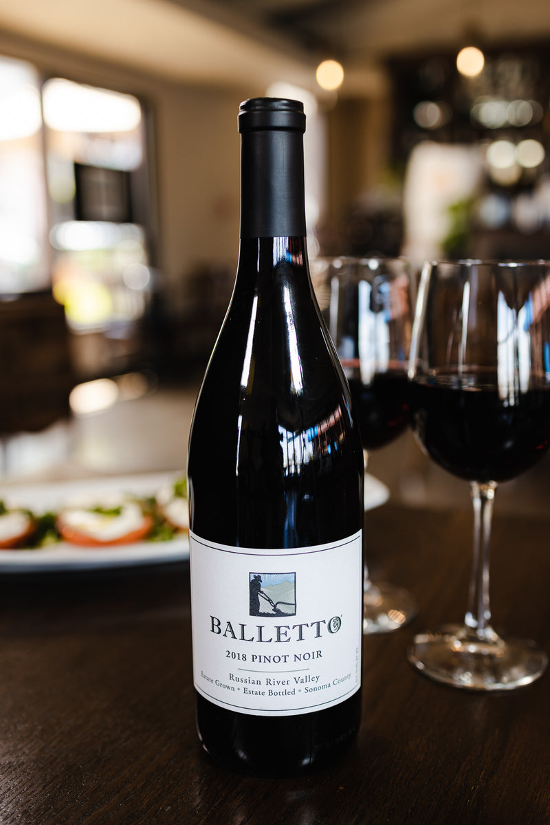 Balletto Vineyards Pinot Noir, Russian River Valley