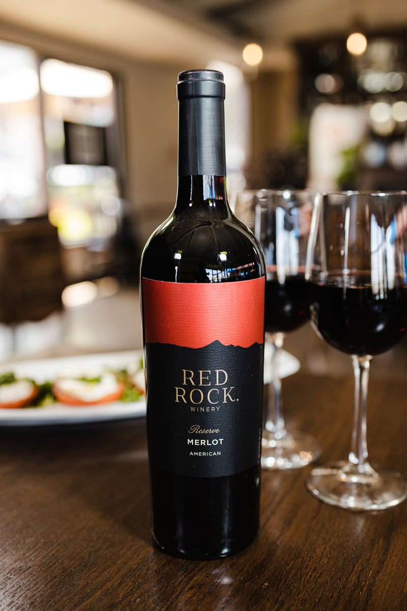 Red Rock Merlot, California