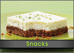 Cheesecake Style Lime Squares