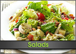 Italian Chicken Lettuce Salad