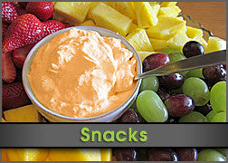 Mixed Fruit Cup w/ Orange Fruit Dip