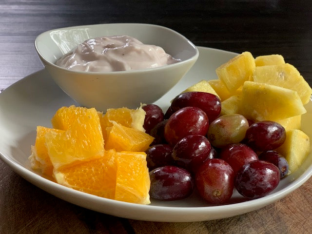 Fruit and Dip - Click to Choose Your Dip