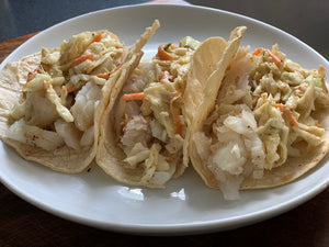 Grilled Chipotle Fish Taco