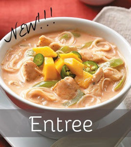Red Curry Chicken Soup