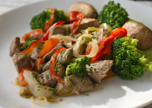 Stir Fry (choose from beef, chicken, shrimp)