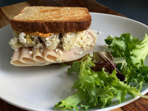Turkey & Feta Sandwich