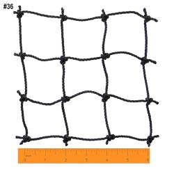 CIMARRON SPORTS- #24 TWISTED POLY BATTING CAGE NET (70X14X12)