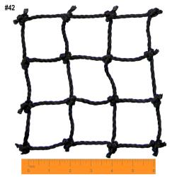 CIMMARON SPORTS- #42 TWISTED POLY BATTING CAGE NET (55X14X12)