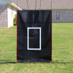 CIMARRON SPORTS- VINYL BACKSTOP (4X6)